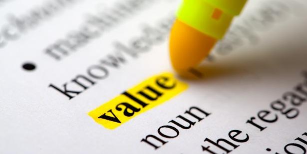 価値を伝える
