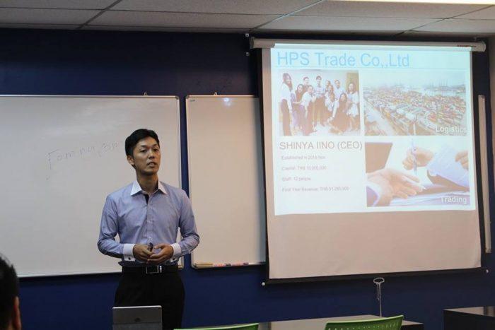 タイのビジネススクールで講演して来ました!海外の学生に伝えた より実戦で使えるアイディアとは?